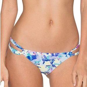 New Swim Systems Day Dreamer Meadow Bikini Bottom